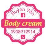 DG270 - Huỳnh Yến - Body Cream